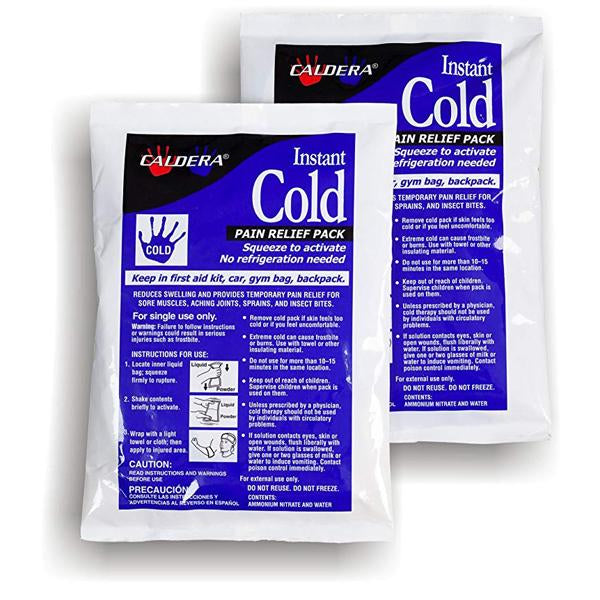 Instant Cold Pack (2 Pack)