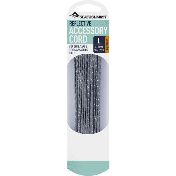 Reflective Accessory Cord 1.8 mm x 33 ft