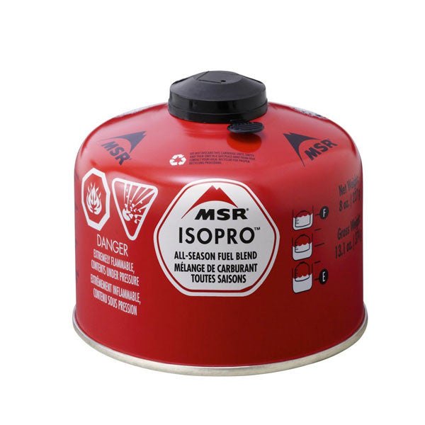 Isopro Canister Fuel - 8 oz