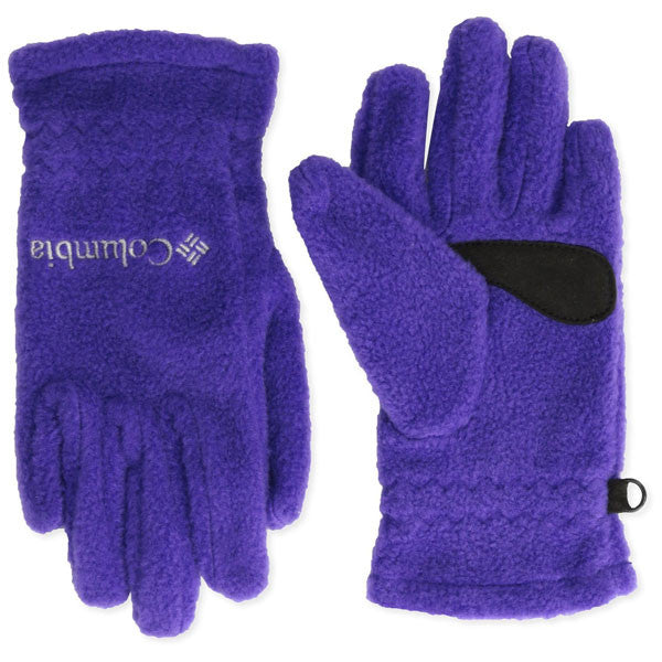 G Fast Trek Fleece Glove Purple