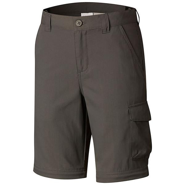 Boys' Silver Ridge III Convertible Pant - Grill alternate view