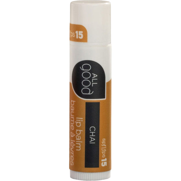 All Good Lips SPF 15 - Chai