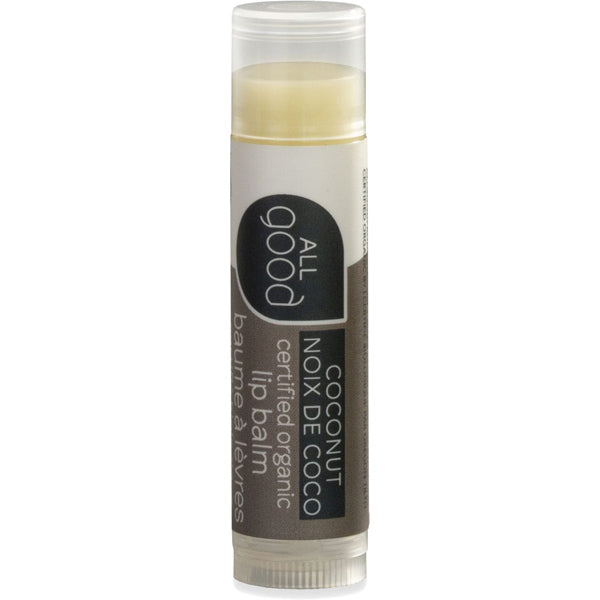 All Good Lips - Organic Coconut