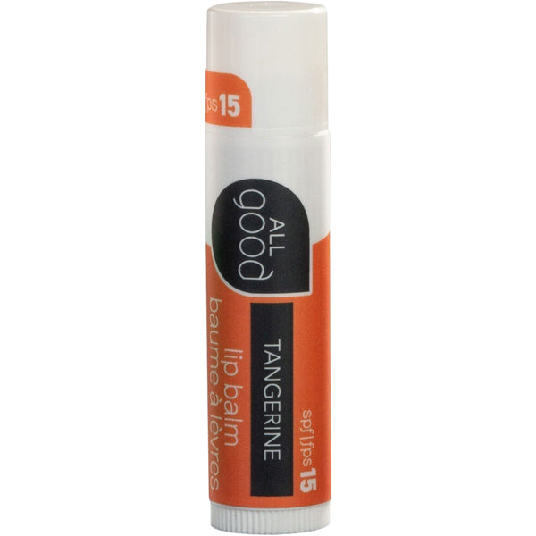 All Good Lips SPF15 - Tangerine