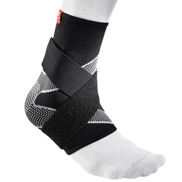 Ankle Sleeve 4 Way Elastic w/Strap
