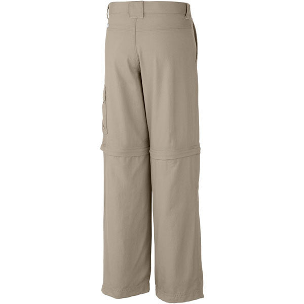 Boys' Silver Ridge III Convertible Pant - Fossil alternate view
