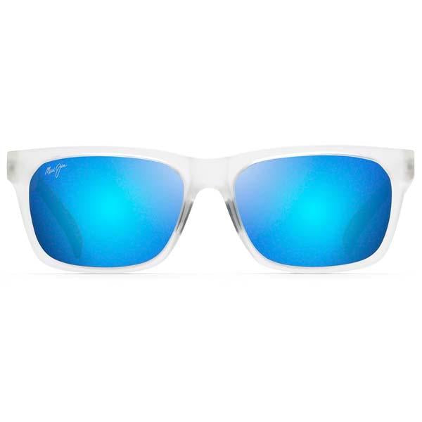 Boardwalk - Matte Crystal / Blue Hawaii