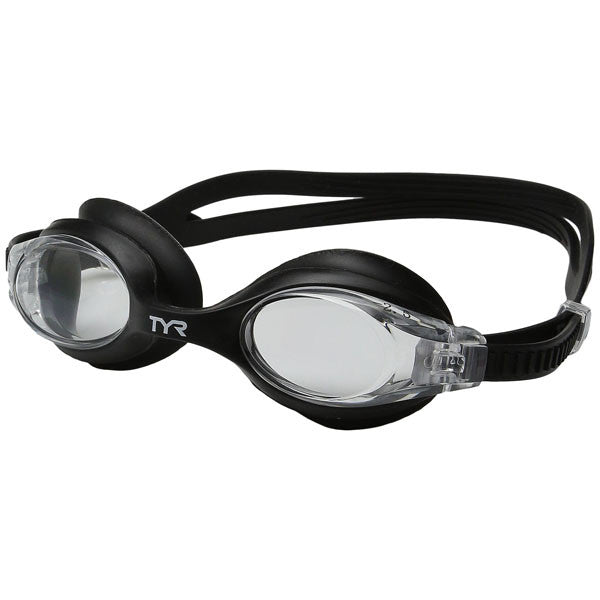 TYR Big Swimple Optical - Clear/Black