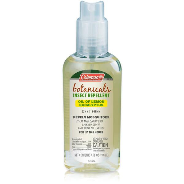 Botanicals Insect Repellent Pump - 4oz