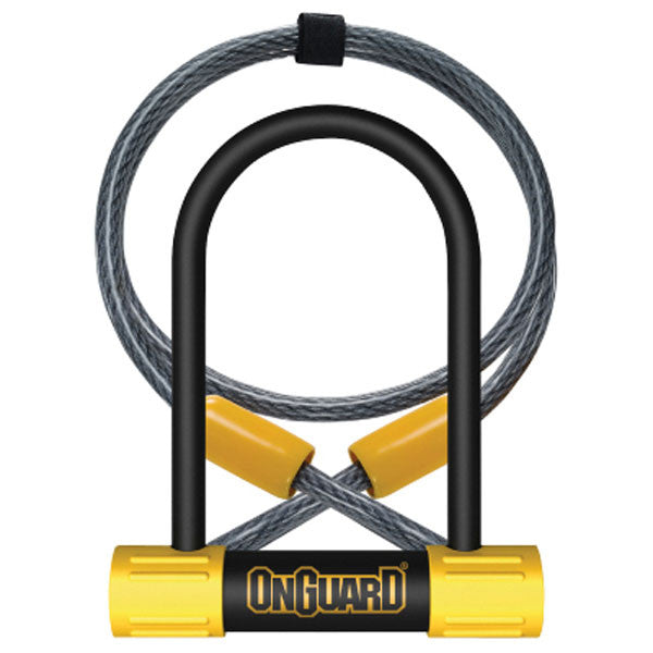 Bulldog Mini U Lock 3 5X5 5 W Cable 8015