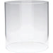 Alternate view Straight Lantern Globe - Clear