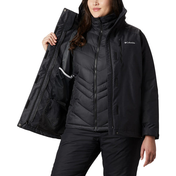 Women's Whirlibird IV Interchange Jacket - Extended featured view