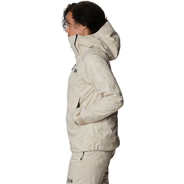 Women's Powder Quest Light Insulated Jacket alternate view