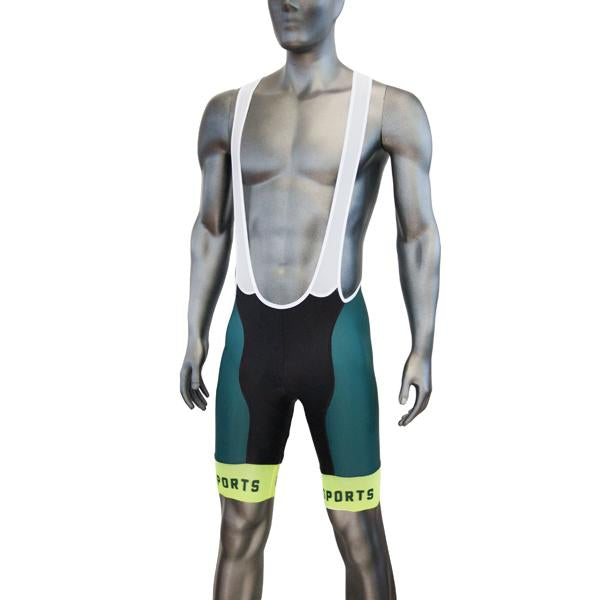 Castelli Men's SB Bands Team Bibshort