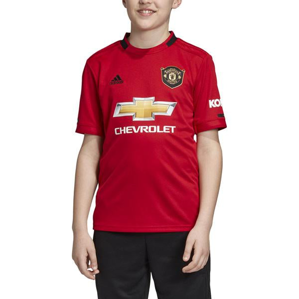 Youth Manchester United Home Jersey