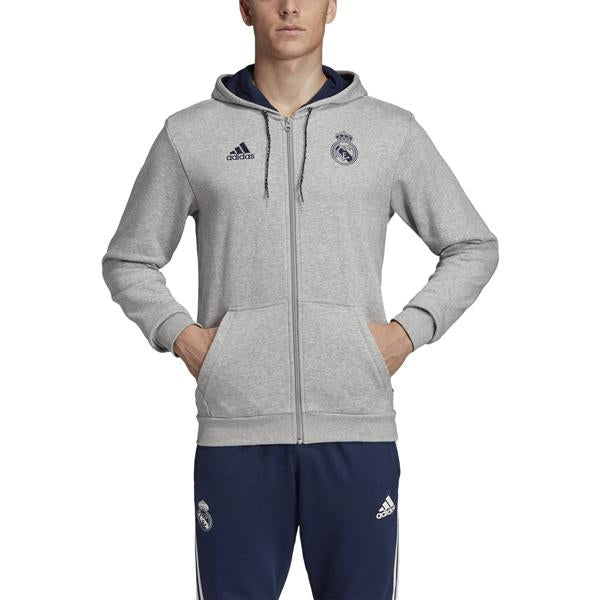 Adidas Men's Real Madrid FZ Hoody