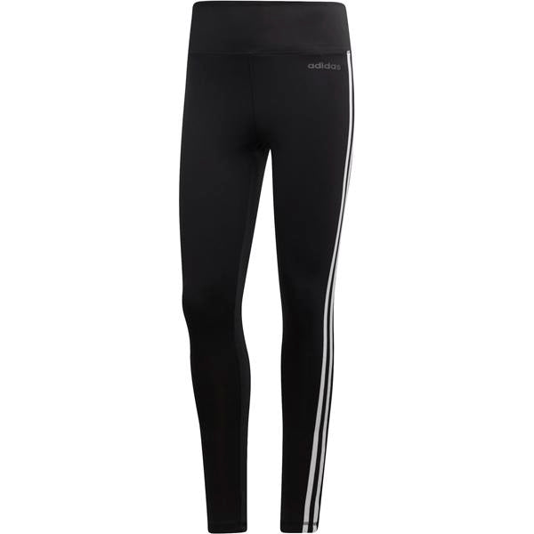 Adidas Women's Design 2 Move 3-Stripes High-Rise Tights