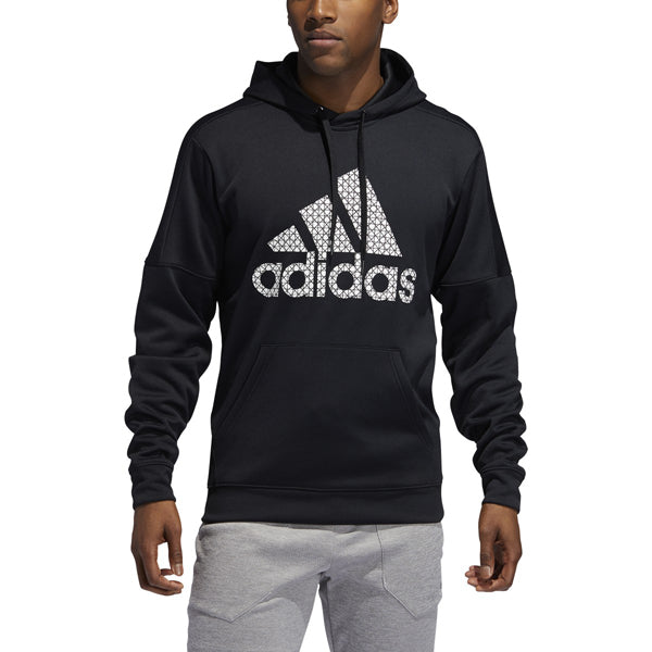 Adidas Men's BOS Grid Team Issue Hoodie