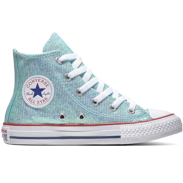 Converse Youth All Star Sparkle High Top