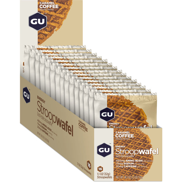Energy Stroopwafel (16 Pack)