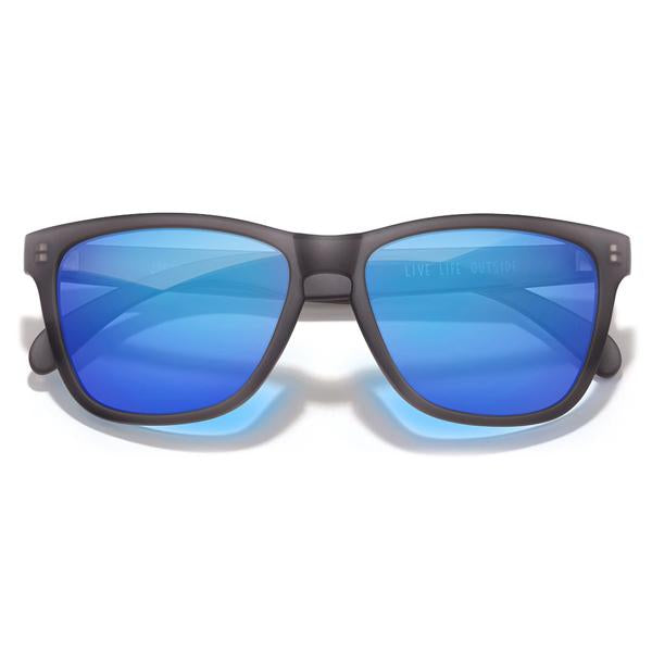Sunski Headland - Grey/Blue Mirror Polarized