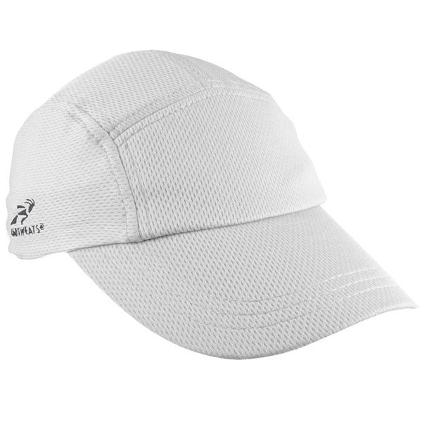 Race Hat White