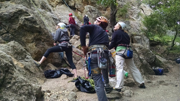 Rock Climbing Level I: Intro to Climbing