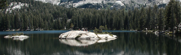 Backpacking Yosemite: Ten Lakes