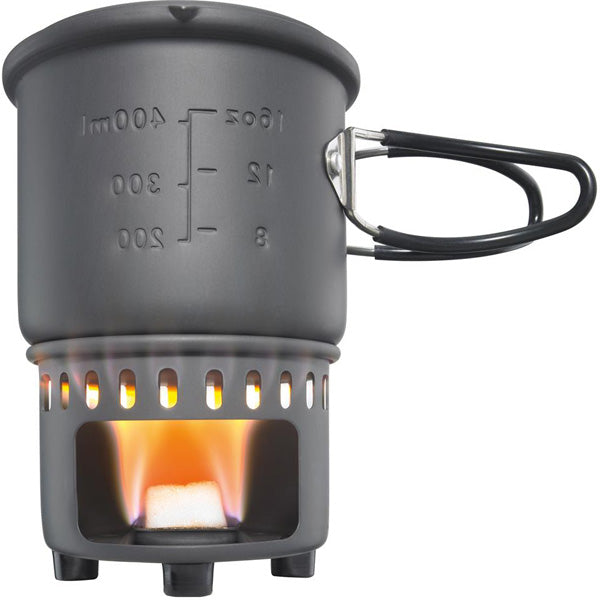 UCO Esbit Solid Fuel Stove Cookset