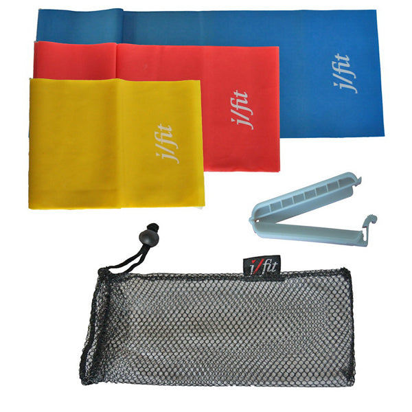 J/Fit Exercise Bands (Set of 3)