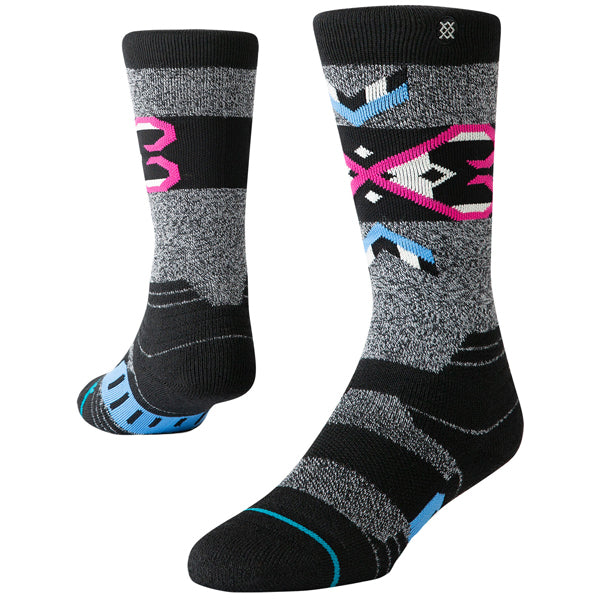 Stance Youth Nordic Maze Snow Sock