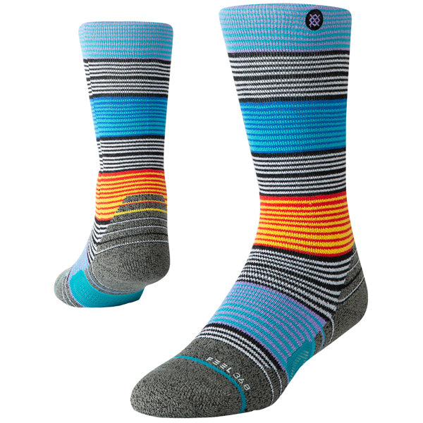 Stance Youth Wolf Crossing Perf Sock