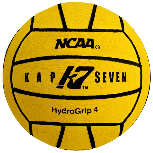 K7 Size 4 HydroGrip Water Polo Ball