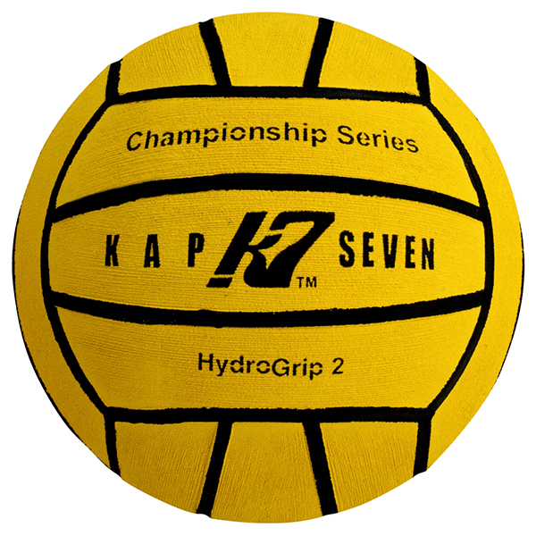 K7 Size 2 HydroGrip Water Polo Ball