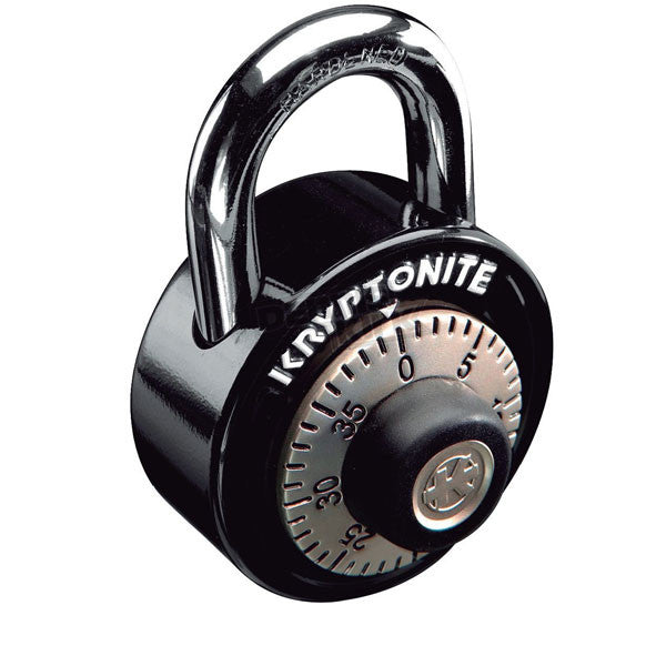 Krypto Gripper Combo Padlock 50Mm