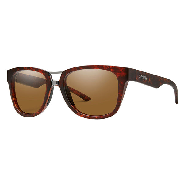 Landmark - Matte Vintage Havana/ChromaPop Polarized Brown