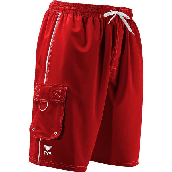 Men's Challenger Trunk - Red