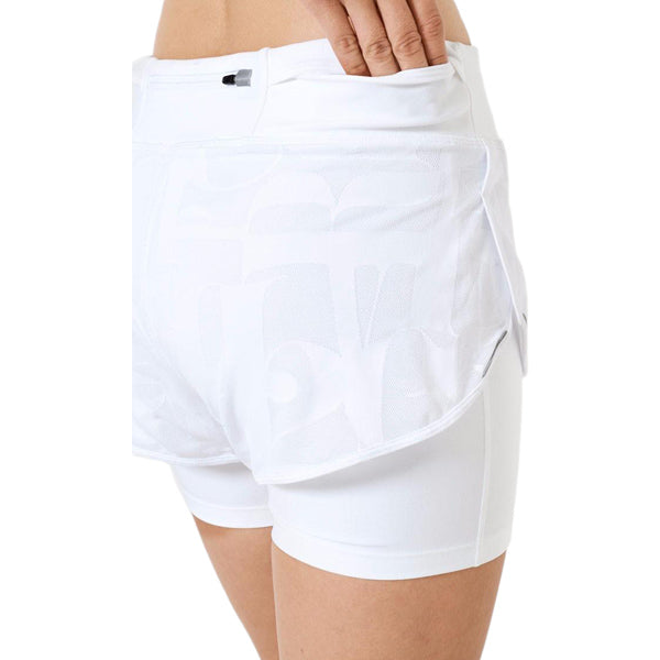 Women's Seneca Double Layer Run Short alternate view