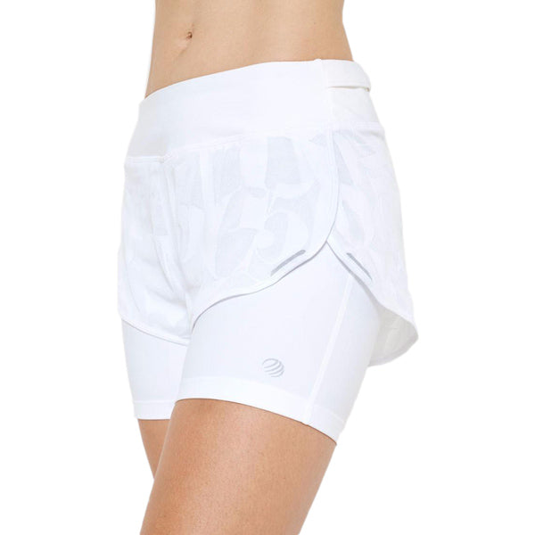 Women's Seneca Double Layer Run Short