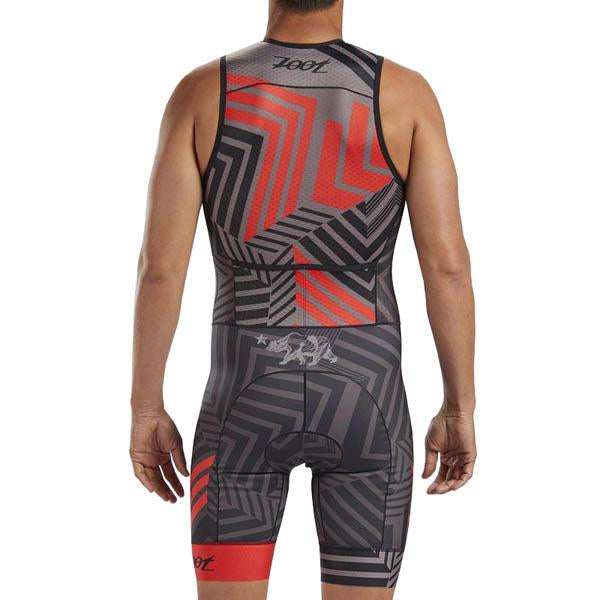Men's LTD Tri Racesuit alternate view