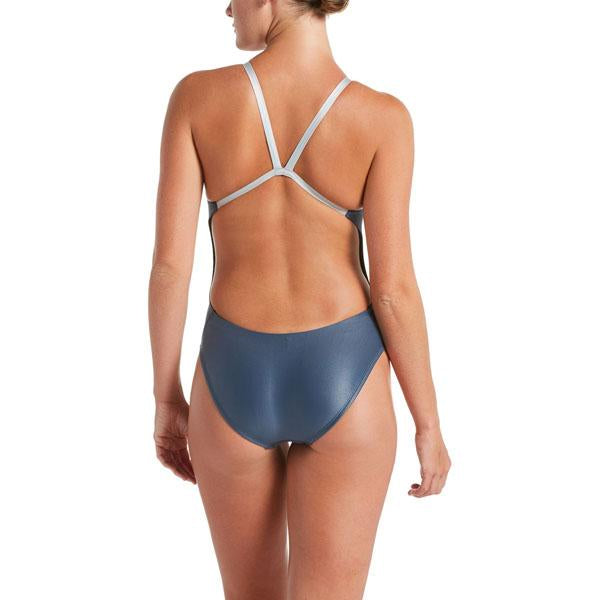 Women's Flash Bonded Cut-Out One-Piece alternate view
