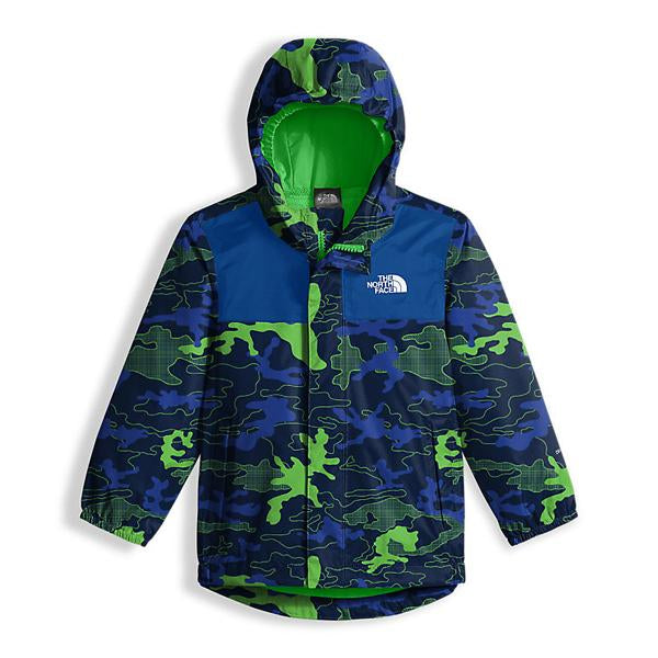 Youth Toddler Tailout Rain Jacket