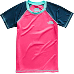 Girls' Short Sleeve Amphibious Tee