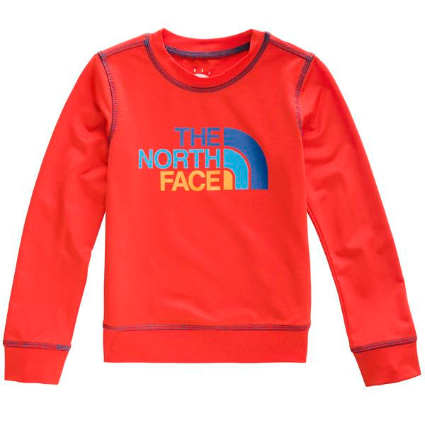 The North Face Youth Toddler Long Sleeve Hike/Water Tee