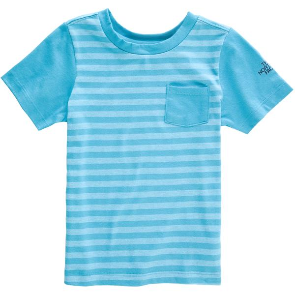 The North Face Youth Toddler Short Sleeve Pocket Tee