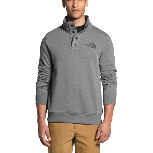 The North Face Men's Snap Fleece Pullover