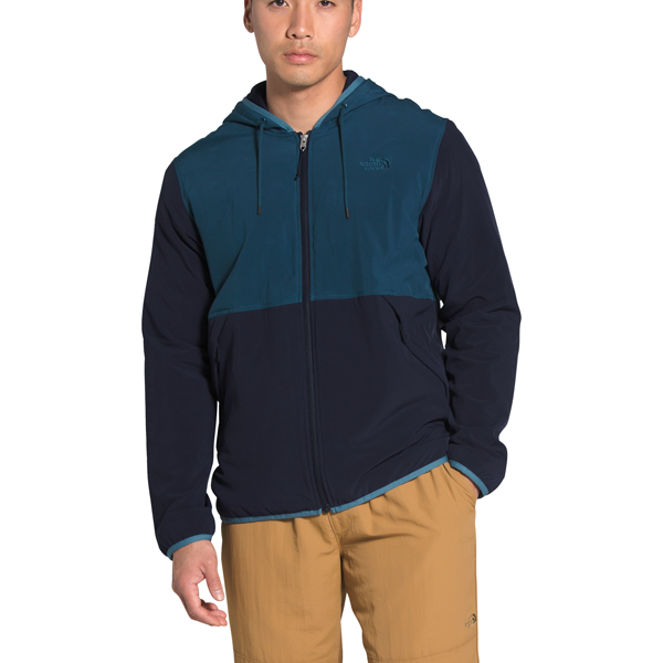 The North Face Men's Mountain Sweatshirt Full-Zip Hoodie