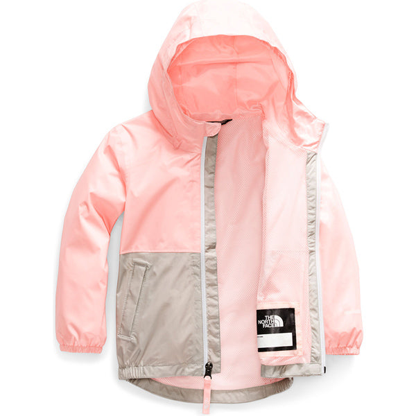 Youth Toddler Zipline Rain Jacket