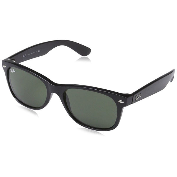 New Wayfarer Classic - Black/Green alternate view