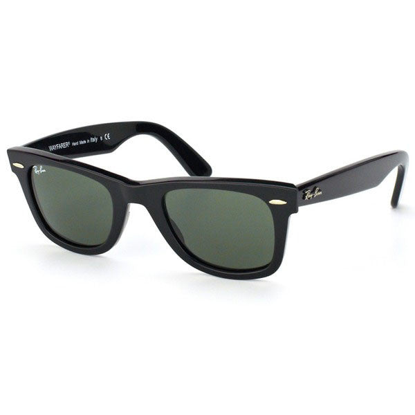 Original Wayfarer Black Green Classic